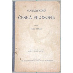 Masarykova česká filosofie