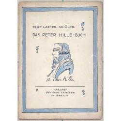 Das Peter Hille-Buch.