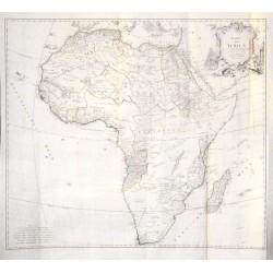 Karte von Africa
