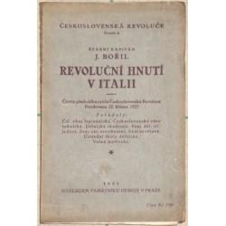 Revoluční hnutí v Italii