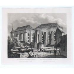 Klášter sv. Anežky v Praze. Das Agneskloster zu Prag