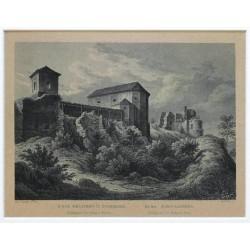 Hrad Krasikov či Švamberk. Burg Schwamberg