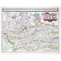 Saltzburg Archiepiscopatus, et Carinthia Ducatus