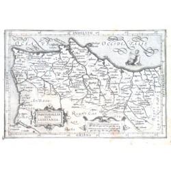 Portugallia olim Lusitania