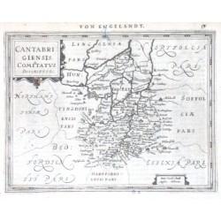 Cantabrigiensis Comitatvs Descriptio