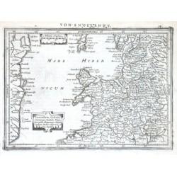 Lancastria, Cestria, Caernarvan