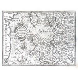 Westmorland, Castria, Cestria etc