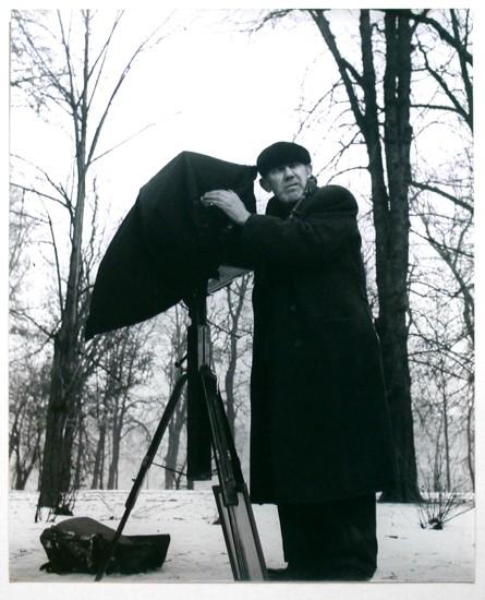 Josef Sudek ve Stromovce