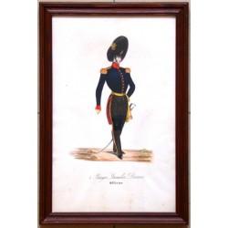 Bürger Grenadier Division. Officier