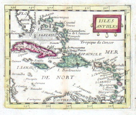 Isles Antilles
