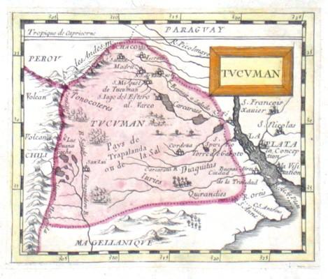 Tvcvman - Alte Landkarte