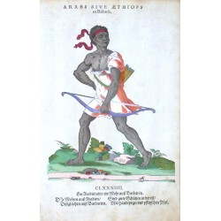 Arabs sive Aethiops ex Barbaria