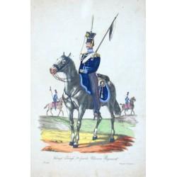 Königl. Preuss. 1tes Garde Ulanen Regiment