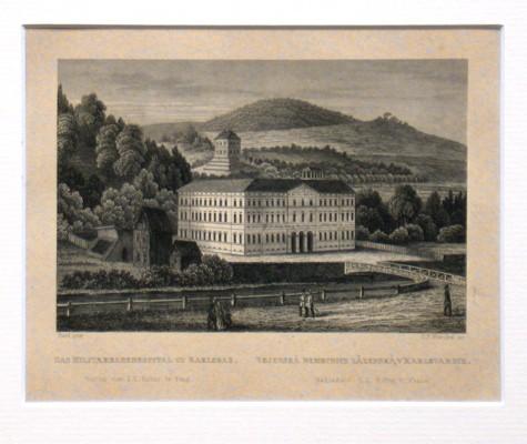 Vojenská nemocnice lázenská v Karlovarech