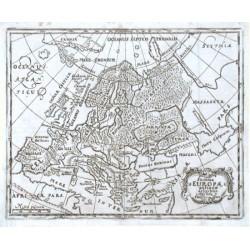 Summa Europae antique descriptio