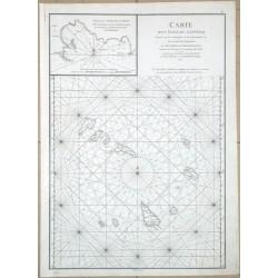 Carte des Isles du Cap-Verd