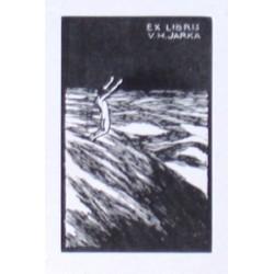 Ex libris V. H. Jarka