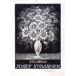 Ex libris Josef Stojánek