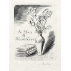 Ex libris M. Kováříková