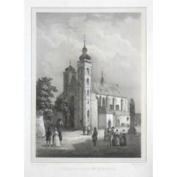 Stadtkirche in Nimburg