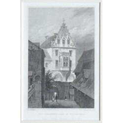 Das steinerne Haus in Kuttenberg