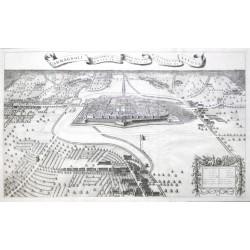 Carmagnoli ingenomen in 1609 door  Pr. Eugenius van Savoye