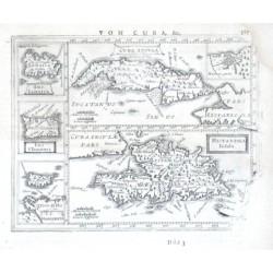 Cvba Insvla, Hispaniola Insula