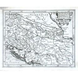 Slavonia Croatia Bosnia. Dalmat.