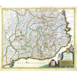 Principatus Cataloniae et Comitatus Ruscinonis et Cerretaniae descriptio