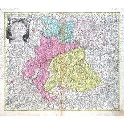Nova Mappa Archiducatus Austriae Superioris