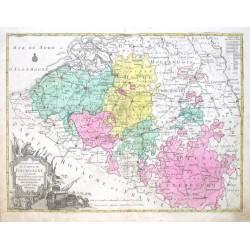 Nouvelle Carte du Cercle de Bourgogne