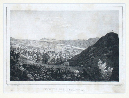 Elbthal bei Libochowan