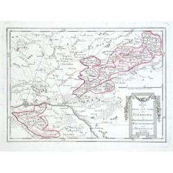 Die Staaten der Fürsten und Grafen von Ysenburg