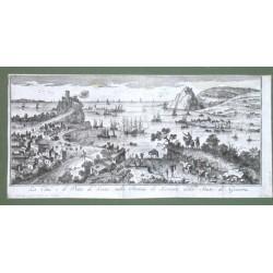 La Citta e il Porto di Lerice nella Riviera di Levante dello Stato di Genova