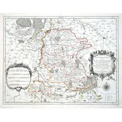 Le Limbourg, ou sont Le Duche de Limbourg, Le Comte de Dalem