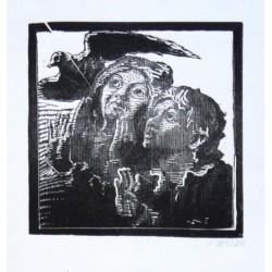 Děti. Umělcovy děti Berta a František