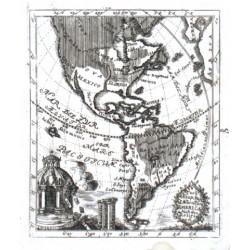 Zur V. Haup. Kar. 1. Neben Kart. America Nach der Religion