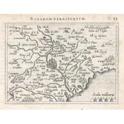 Rom - Romanum Territorium