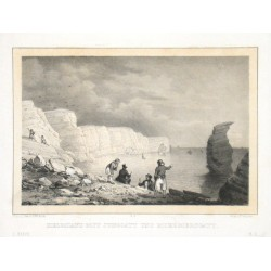 Helgoland mit Junggatt und Moermersgatt
