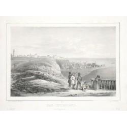 Das Unterland von Helgoland