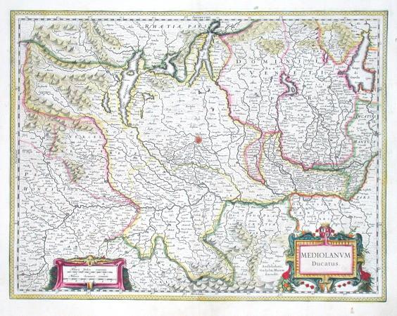 Mediolanum ducatus