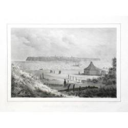 Helgoland mit der Düne