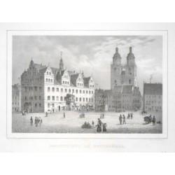 Marktplatz zu Wittenberg