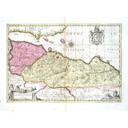 Provinciae Lauden seu Lothien et Linlitouo
