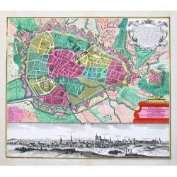 Bruxeliae Belgii cathol. ornamentum et ducatus Brabantiae metropolis.