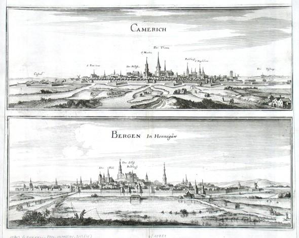 Camerich - Antique map
