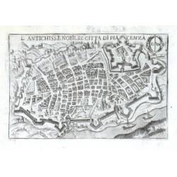 L'antichiss. e nobilss. citta di Piacenza