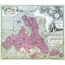 Salzburg - S.R.I. Principat. et Archiepiscopatus Salisburgensis