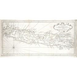 Neue Karte von dem Eylane Java