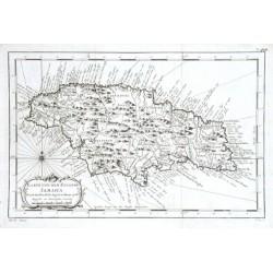 Karte von dem Eylande Jamaica